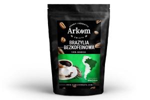 Arabica Brazylia Bezkofeinowa