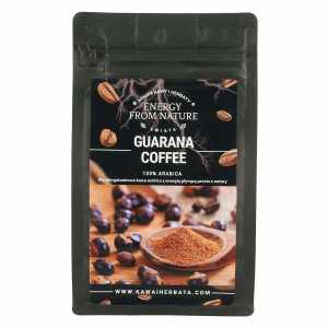 Guarana Coffee - Energy From Nature - 200g+ próbka gratis