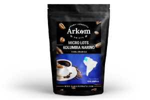 Arabica Micro-Lot Kolumbia Narino
